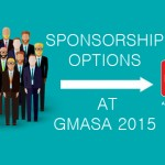 Sponsorship Options at GMASA 2015