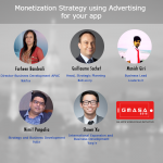 Monetization strategy using Advertising for your app